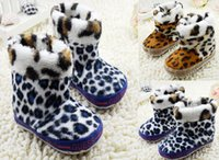 mauri shoes - 2015 leopard Mauri baby snow boots comfortable warm winter toddler shoes children months casual shoes pair B3
