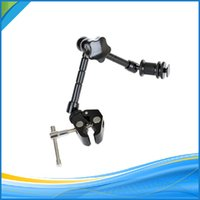 dslr rig - 11 quot Adjustable Magic Arm Super Clamp Mount Kit F Camera DSLR RIG LCD LED Light