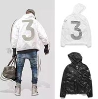 sunscreen - Fall brand hip hop jacket men Kanye West Yeezy Men Yeezus Jacket Sunscreen Clothing Waterproof Windbreaker Outerwear sport jacket