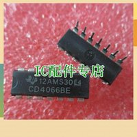 analog switch design - IC new accessories designed store electronic analog switches CD4066 order lt no track