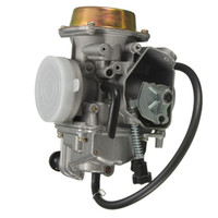 atv rancher - 1pcs Carburetor For Honda ATV Rancher Carb TRX350FM TRX350FE Aluminum New order lt no track