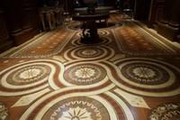 Wholesale Shell floor Floor finishes wood flooring Asian Asian pear Sapele wood floor Wood wax wood floor Russia oak wood floor Wings