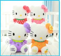 Wholesale Hello Kitty KT Hello Kitty doll doll cat cat fruit