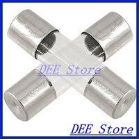 Wholesale Amp V Quick Fast Blow Type Glass Tube Fuses x mm
