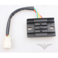 atv rectifier - high preformance Rectifier wire Voltage Regulator ATV Moped Scooter Cub Motorcycle with