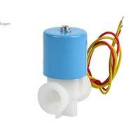 Wholesale New quot Electric Solenoid Valve Volt DC VDC Air Water