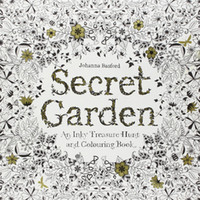 Wholesale Amazon Secret Garden Book cm Johanna Secret Relax Toy Drawing Pattern in Garden Adults Secret Painting Garden