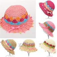 Cheap New Arrival Baby Crochet Hat Handmade Snapback Hats Knitted Cpas Beanie Knitted Hat Caps for Baby Kids Head Accessories Free Shipping