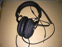 Set Series best monitor brand - 2016 New arrival Best quality HIFI headphones monitor headphone with MIC FM radio dhl free also sell other brand headphones