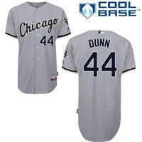 adam dunn jersey - 30 Teams Chicago Grey Sox Adam Dunn Grey Cool Base Baseball Jersey Personalized Customized Jerseys