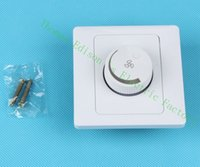 access lighting wall - wall switch touch light switch access control the switches AC V gang speed regulation