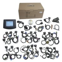 Wholesale New cheap V4 Digiprog III Digiprog3 Odometer Master Programmer Entire Kit DHL EMS fast shipping
