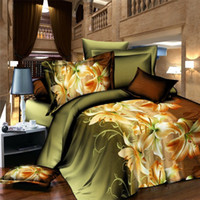best quality perfumes - Best Quality D Bedclothes quot Perfume Lily quot Bedding Sets King Queen PC Bed Sheet PC Comforter Cover Pillow Covers