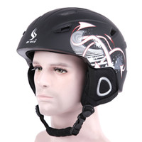 Wholesale Be nice Ski Helmet CE Certification Safety Skiing Helmet Integrally molded Skating Skateboard Snowboard Helmet Size CM