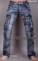 best mens designer jeans - Best Sales Mens Famous Designer High Quality Anthony K Love s Denim Jeans Causal Pants Clubwear W30 L32 J005