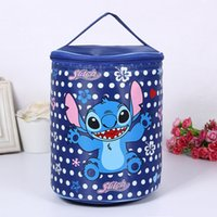 Wholesale Cartoon Kids Lunch Bag Children Students lunch bag D cm L cm colors for choose