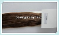 Cheap Beautyremyhair 100% Indian Human Virgin Remy Hair Flat-Tip Hair Extension Pre-bonded hair Extension