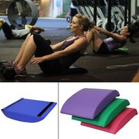 ab mats crossfit - 2015 New Design ProCircle Portable Folding Sit up Board Pad Crossfit AB Mat Abdominal AB Exercise Mat Trainer High Quality