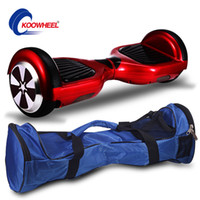 36V scooter electric - Scooter Smart Balance Wheel Self Balancing Scooters Tow Dual Wheels Self Balancing Wheelbarrow Electric Unicycle Scooter DHL Free Ship
