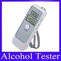 Wholesale Digital breathalyzer Tester with LCD clock MOQ