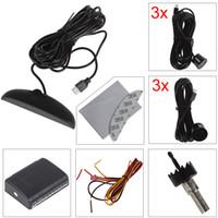 Wholesale 2pcs Intelligent Omnibearing Car Parking Assistance System Contain Visual Digital LED display Sensors CAL_238