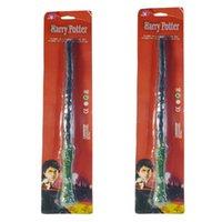 Wholesale 2015 Harry Potter magic wand children s toys magic wand wand sound light novelty toys A052310
