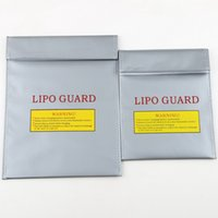 Wholesale Hot Pc Fireproof RC LiPo Battery Safety Bag Safe Guard Charge Sack x Large Discount