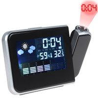 Cheap Mini Desktop Clock Best LCD Clock