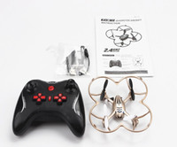 Wholesale Mini Drone with cool lights rc helicopter G channel axis gyro stunt tumbling radio remote control quad copter toys L6038