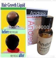 Wholesale 3pcs ANDREA Hair Care Products hair growth essence Hair Loss Liquid ml for Adult men and women