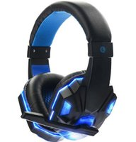 Casque de jeu professionnel France-Gaming Headset casque casque luminescent 3.5mm fiche USB cable de données casque jeux professionnels jeux ps4 jeux casque usb