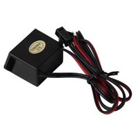Wholesale 1Pcs Black V DC to AC Inverter cm for EL Lamp Wire Electroluminescent M Meters Worldwide FreeShipping