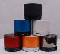 Wholesale S10 wireless mini bluetooth speaker for bluetooth mobliephone support answer calling Mini audio