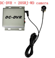 Wholesale DC DVR RJ WD Model Portable Mini CCTV Surveillance TF Card DVR Mini Camera