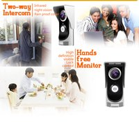 Wholesale Newest Hotselling in Waterproof Wifi Video Door Phone Cmos Night Version Camera Intercom System with Good Quality