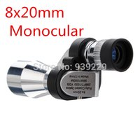 Wholesale Top Quality Brand New Price Adjustable X20 Night Vision Monocular HD Telescopes Microscope m WST