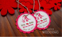 Wholesale Personality Wedding Custom Tags Favor Card And Thank You Cards