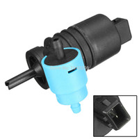 Wholesale Front Rear Windscreen Washer Pump Dual Twin Outlet for Rover Tourer MG ZT T order lt no tracking