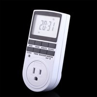 Wholesale Digital US Plug in Programable Timer Switch h Day Week LCD Display New