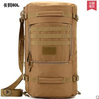 Wholesale 40L L L New Sytle Men Women Nylon Outdoor Military Tactical Camping Hiking Trekking Backpack Sport Traveling Rucksack Bags