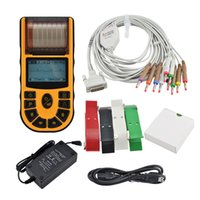 Wholesale High Quality Digital channel Handheld Electrocardiograph ECG Machine EKG Machine with Software