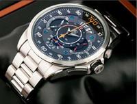 sapphire bracelet - New AAA Luxury SLS sport quartz men s watch waterproof m sls sapphire watchs Stainless steel bracelet wristwatch Gift watches