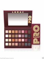 beautiful eye shadows - LORAC mega pro Eye Shadow Color palette Makeup for eye beautiful Factory Derictly