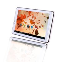 Wholesale New Arrival iRULU P2 Inch Phablet Android Quadcore Dual Camera G Phone Tablet PC Dual Sim Card Slot G G GPS Bluetooth PC