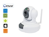 Wholesale New EasyN Webcam Network Video P P2P H Security Camera Onvif Indoor Home Wireless Wifi PTZ Pan Tilt IPC CCTV Cameras Infrared IR m
