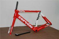 cervelo - 2015 New Arrival cervelo S5 Road bike Carbon Bike Frame UD Weave With BBRight Full Carbon road frame Size48 cm cm Bicycle Framese
