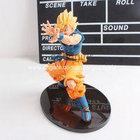 anime toys - Anime Dragon Ball Z Sun Goku Super Saiyan PVC Action Figure Collectible Model Toy CM DBFG166