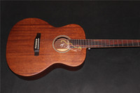 Wholesale new arrival OOO15M acoustic guitar000 M M matt finishing mahogany wood guitar in stock