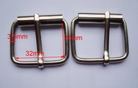 Wholesale DIY hand sewing mm Wide silver antique rust plating ferrous needle belt buckle bag buckles garment accessories bag fasteners buckle