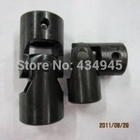 Wholesale 5pcs x mm Diameter Steering Universal Joint Motor Coupling Screw mm to mm cardan joint